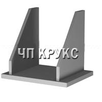 Опора неподвижная Л8-138.000