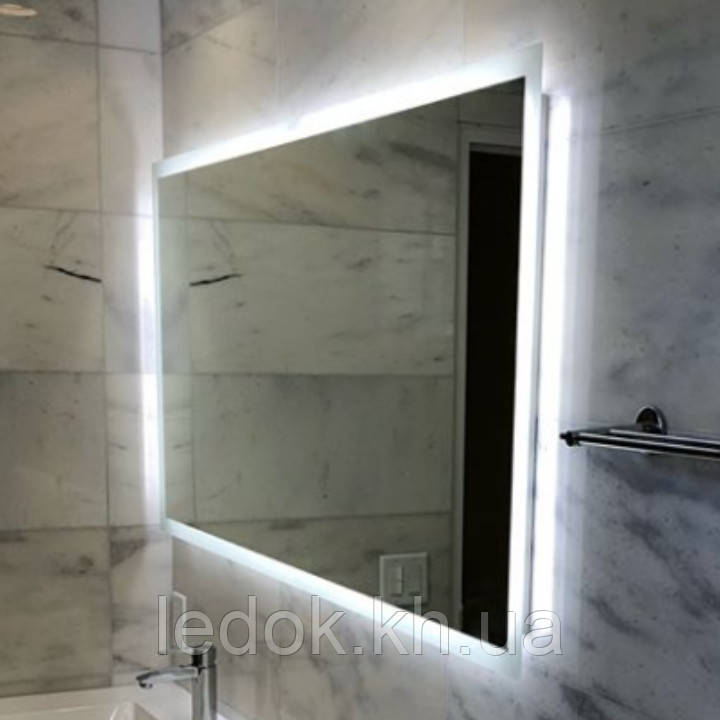 Зеркало с подсветкой Контур 80*60см