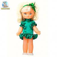 "Кукла ""ТЕТЯНКА НАРЯДНА"" в зеленом"