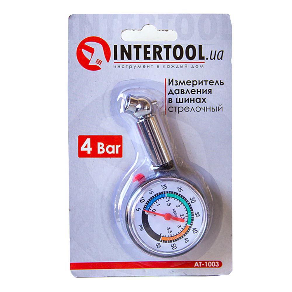 Измеритель давления в шинах Intertool AT-1003