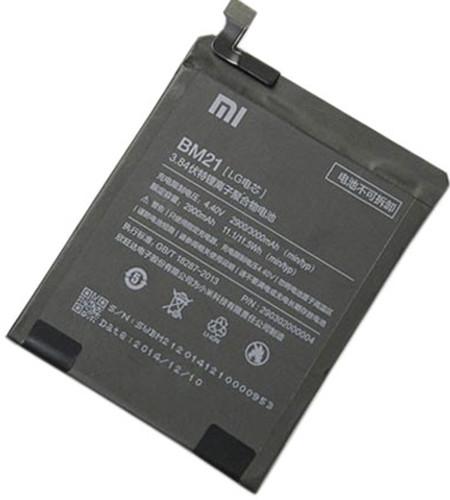 Аккумулятор Xiaomi BM21 (Xiaomi Mi Note), 3000 mAh Оригинал