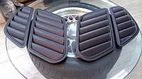 Имитация воздухозаборников в капоте  BMW E39/E46 в стиле GTR