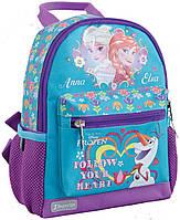 Рюкзак детский 1 Вересня K-16 Frozen mint 553441, 24.5*18*9.5