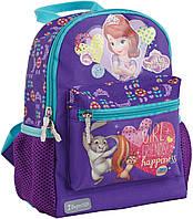 Рюкзак детский 1 Вересня K-16 Sofia purple 553439, 24.5*18*9.5