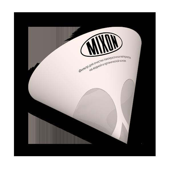 Бумажный фильтр для краски Mixon 125 микрон
