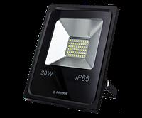 Светодиодный прожектор  Ledex  30W-2400lm-6500K-IP65-slim-(LX-102326)
