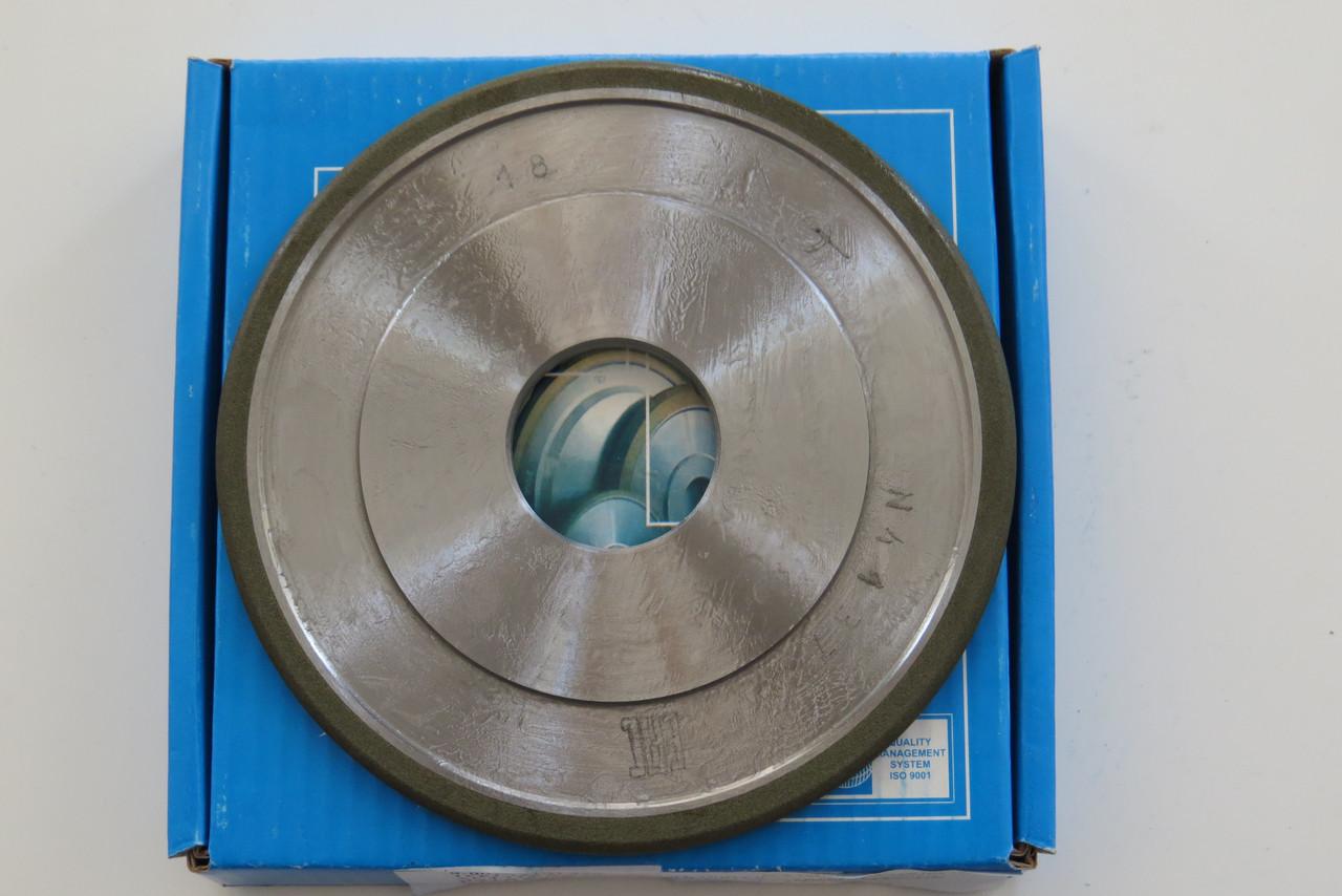 Круги алмазные шлифовальный плоский 125х32 R2,5 АС4 125\100 1FF1 Стандарт