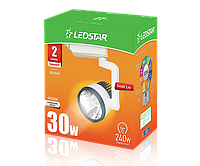 Светодиодный светильник  трековый Ledstar, 30W, 4000K, AC170-265V, 4000K, белый, LS-101336