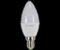 Светодиодная лампа Ledex C37-7W-E14-665lm-4000К-(LX-101742)