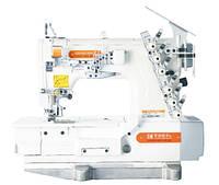 Siruba F007K-W922-464/FW-5 Плоскошовная шестиноточная швейная машина (распошивалка, флет-лок)
