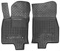 Полиуретановые передние коврики для Chevrolet Volt II 2016- (AVTO-GUMM)