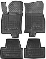 Полиуретановые коврики для Chevrolet Volt II 2016- (AVTO-GUMM)