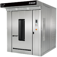 Ротационная хлебопекарная печь FD200 (газ BRICK) Fimak