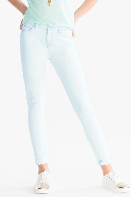Стильные подростковые джинсы Super Skinny для девочки C&A Германия Размер 140, 146