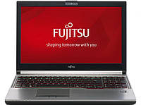 "Игровой бу Ноутбук Fujitsu H730 15,6""/Corei7 4800MQ/16 Gb/SSD 250gb/HDD 500Gb/Quadro K1100M/Full HD IPS"