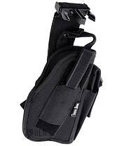 Кобура стегновий для пістолета права MilTec Coyote 16140005, фото 2