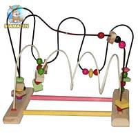 Игрушка деревянная Лабиринт Большой