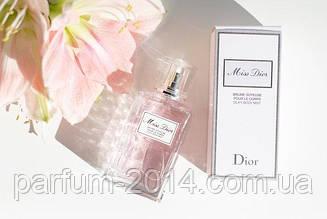 Женская туалетная вода Christian Dior Miss Dior Brume Soyeuse pour le Corps (реплика)