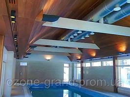 Вентиляции бассейнов. Проектирование и монтаж