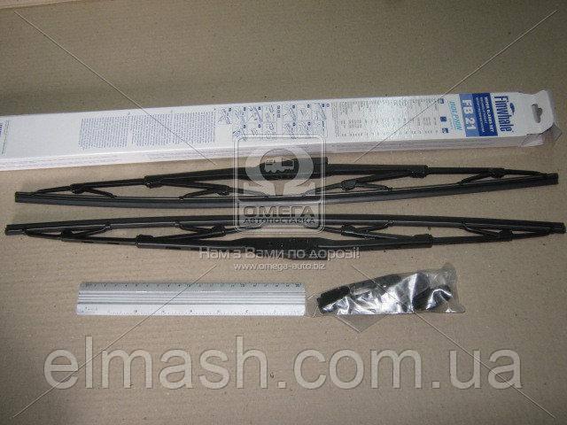 Щетка стеклоочистителя серия DOLPHIN ВАЗ 2108, 21099 530мм компл. 2шт. (пр-во FINWHALE)