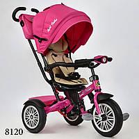 Бест Трайк 6188 велосипед трехколесный с поворотным сидением Best Trike