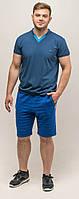 Мужские трикотажные шорты, фото 1