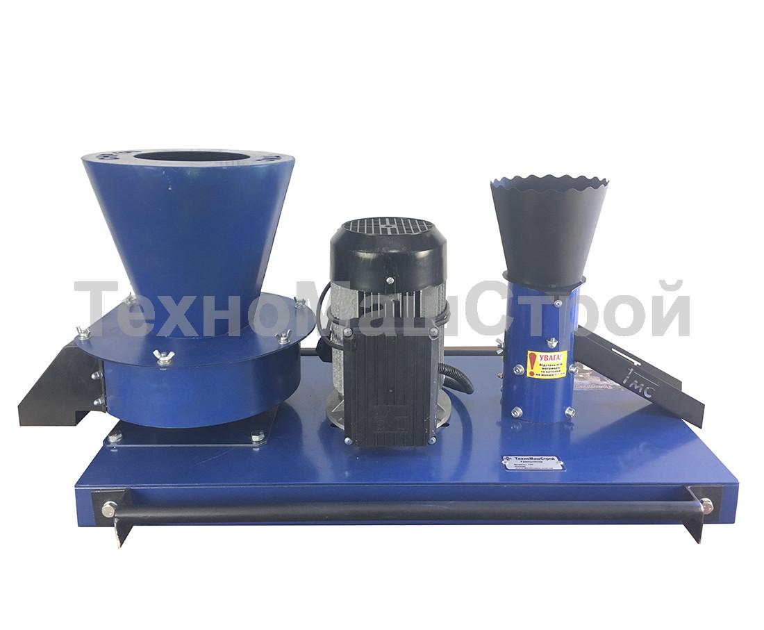 Гранулятор ГКМ-100+ сенорезка(380V)