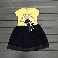 Платье нарядное для девочек оптом р.2-3-4 лет