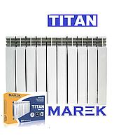Радиатор отопления биметаллический TITAN MREK 500 х 96