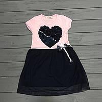 Платье нарядное для девочек оптом р.2-5 лет