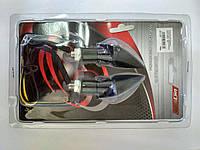 Повороты светодиодные (пара) стрела, черные, белое стекло, мод.3 №234047