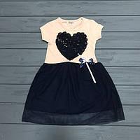 Платье нарядное для девочек оптом р.2-5 лет, фото 1