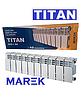 Биметаллический радиатор TITAN MAREK 200х96