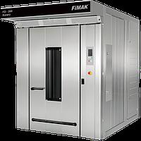 Ротационная хлебопекарная печь FD150 (газ BRICK  YC) Fimak