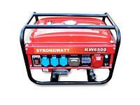Генератор бензиновый 3 фазный STRONGWATT SW100 2500W