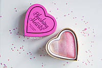 Хайлайтер румяна I Heart Makeup Hearts Blusher Bursting with love