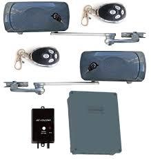 Автоматика для распашных ворот AN-Motors