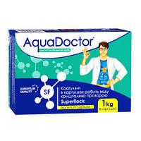 Коагулянт в картушах AquaDoctor Superflock 1 кг
