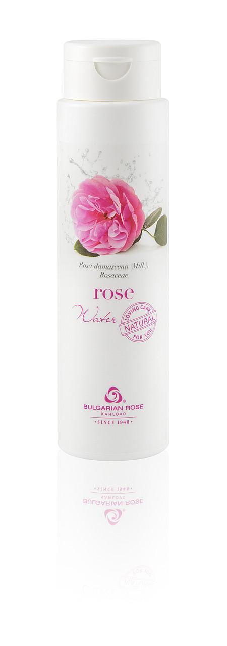 Розовая вода натуральная  Болгарская Роза Гидролат Розы 250 мл