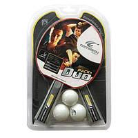 Набор CORNILLEAU  Sport Pack DUO (2рак. + 3 мяча)