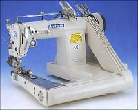 K-Chance MS-2261-XHP Трёхигольная машина с П-образной платформой