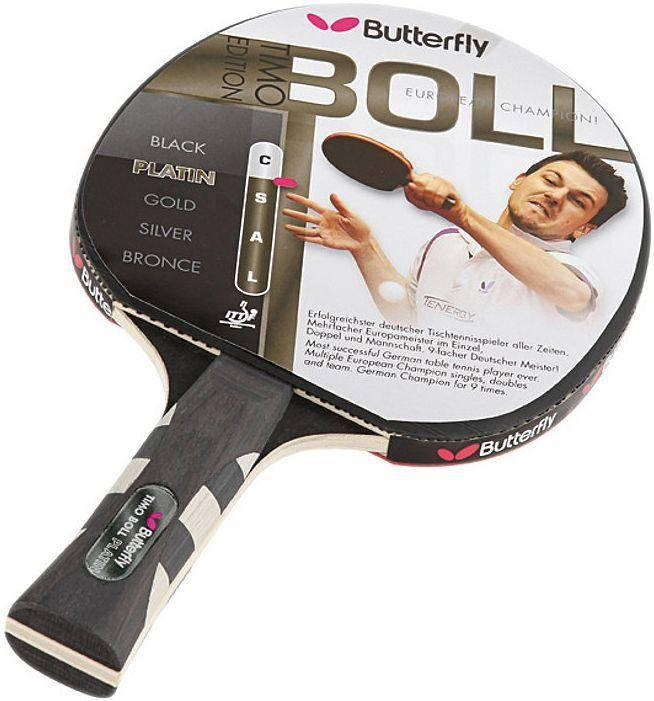 Ракетка Butterfly Timo Boll Platinum