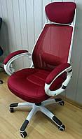 Копия Кресло офисное, компьютерное Briz red, красное
