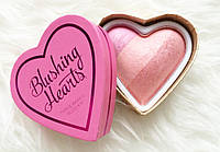 Хайлайтер румяна I Heart Makeup Hearts Blusher Candy Queen of Hearts, фото 1