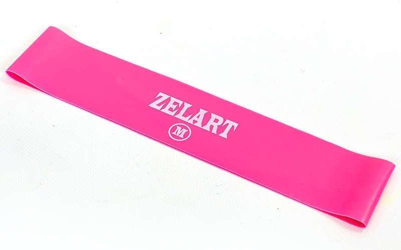 Лента сопротивления Zelart Sport  FI-6410  500x50x0,7мм
