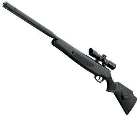 Пневмастичская винтовка Stoeger X20 Suppressor Combo с оптическим прицелом