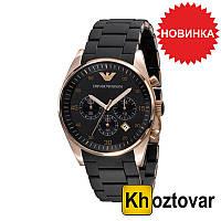 Мужские наручные часы Emporio Armani | Браслет