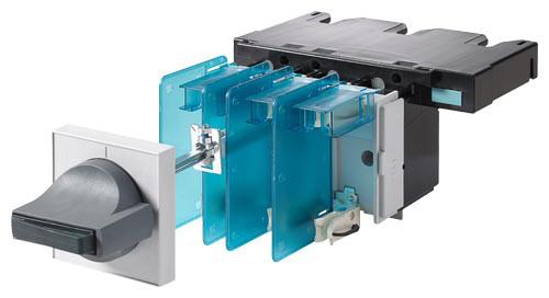 Разъединитель с предохранителями Siemens SENTRON IU=250A, 3KM5530-1GB01
