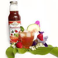 Натуральный напиток фруктовый «Frutti Berry» (яблоко, клубника, арония) 0,75 л