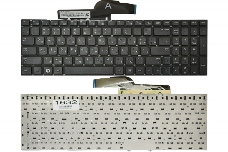 Клавиатура Samsung NP300V5Z